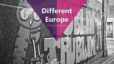 不一样的欧洲之欧洲介绍PPT
