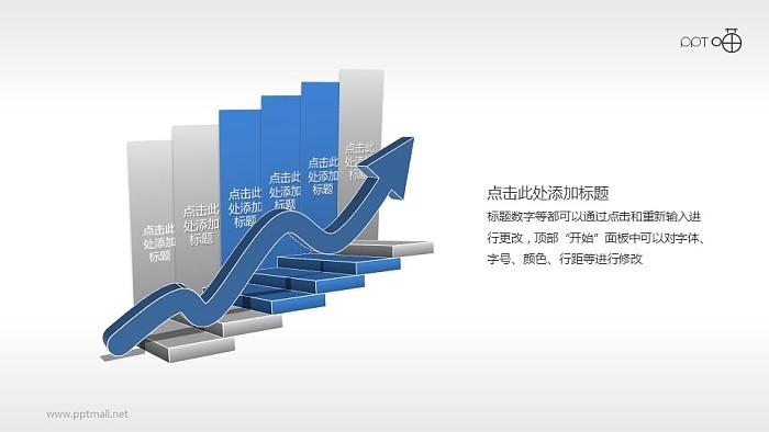 增长PPT模板下载