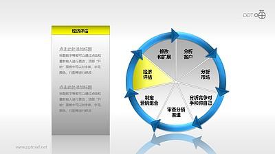 市场策略——经济评估PPT模板下载