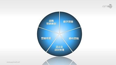 市场分析与战略规划-组合型营销PPT模板