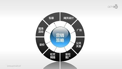 市场分析与战略规划-营销策略PPT模板