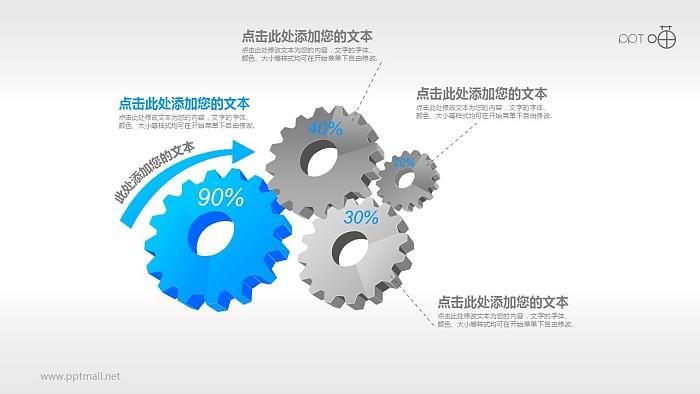 商业合作PPT模板下载