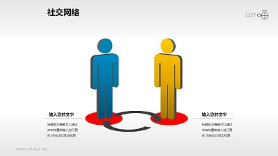 社交网络素材(6)-交互关系