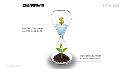 成长中的植物之植物生长因素图形素材下载