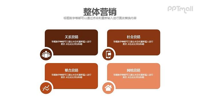 整合营销PPT模板下载