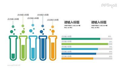 生物实验分析报告PPT素材下载