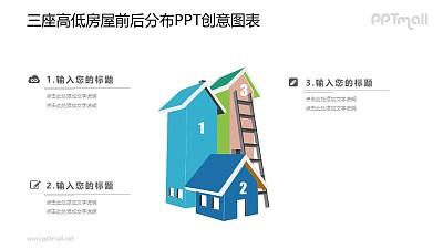 房屋装修PPT图示素材下载