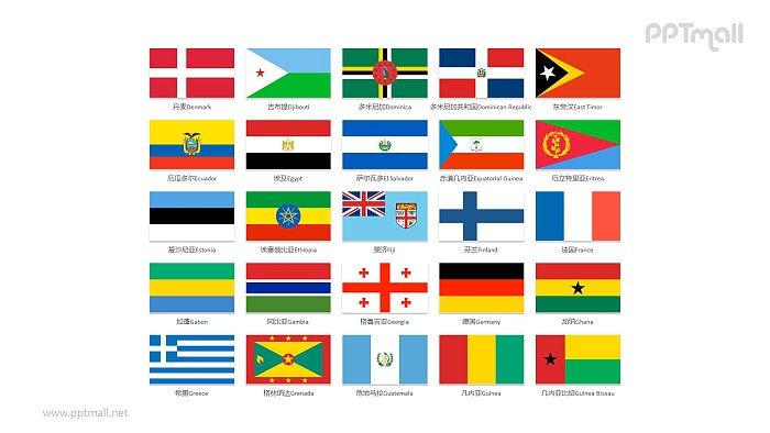 EthiopiaPPT模板下载