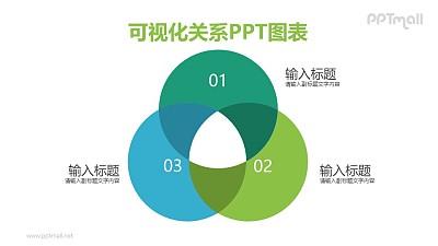 三色原理PPT模板图示下载